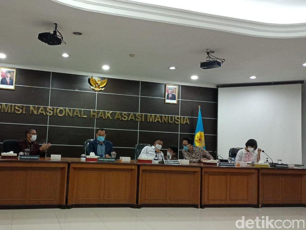 Kesimpulan Lengkap dan Rekomendasi Komnas HAM soal Penembakan Laskar FPI
