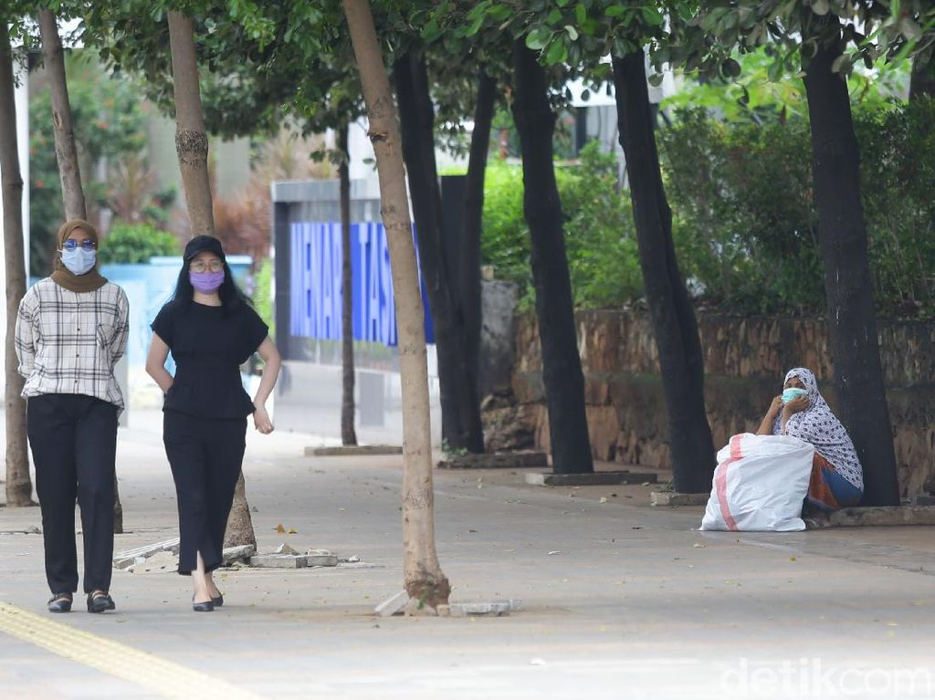 Tunawisma dan Timbunan Efek Domino Urbanisasi