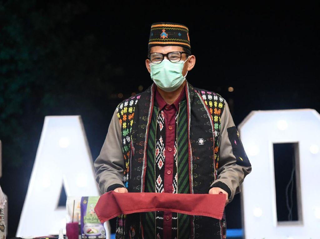 Sandiaga Uno Sambut Kampanye Bangga Buatan Indonesia