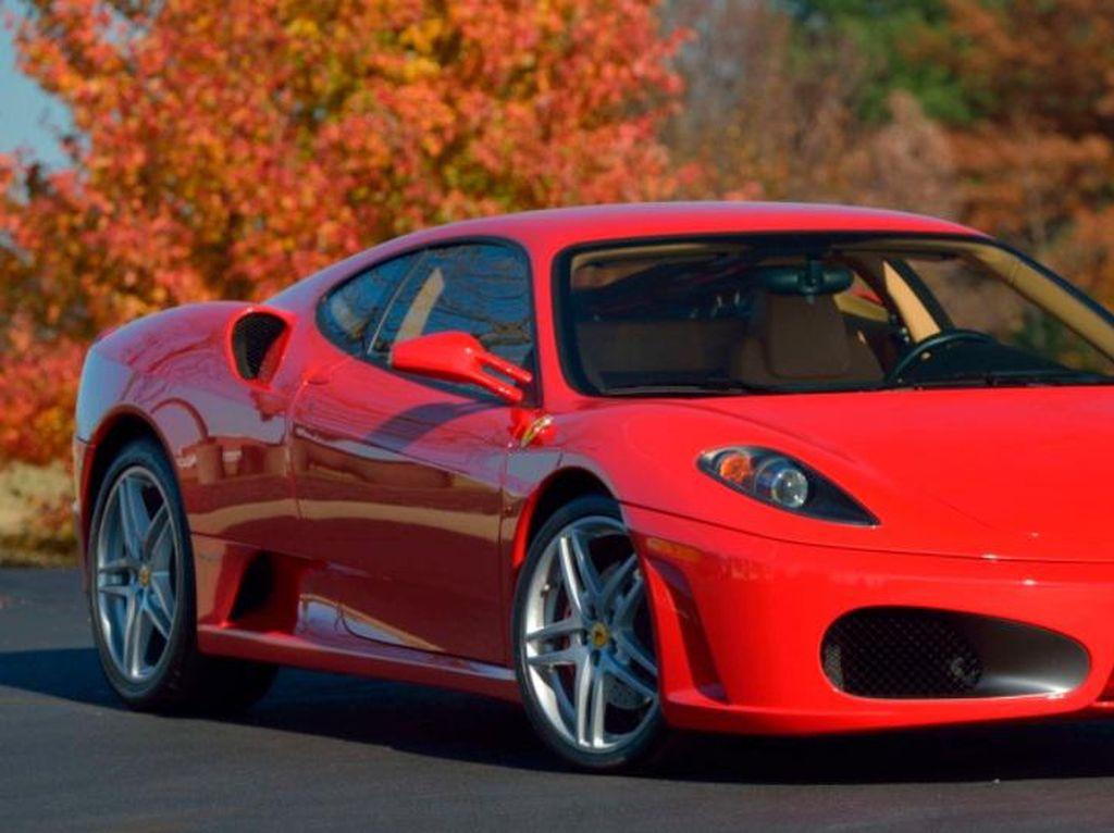 Ferrari Hingga Rolls-Royce Bekas Donald Trump Dijual, Siapa Minat?