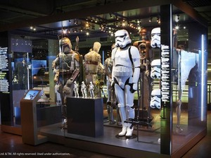 Marina Bay Sands Gelar Pameran Star Wars, Ajak Traveler Jelajahi Luar Angkasa