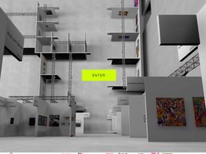 Menembus Batas Seni di Panggung Art Jakarta Virtual 2021