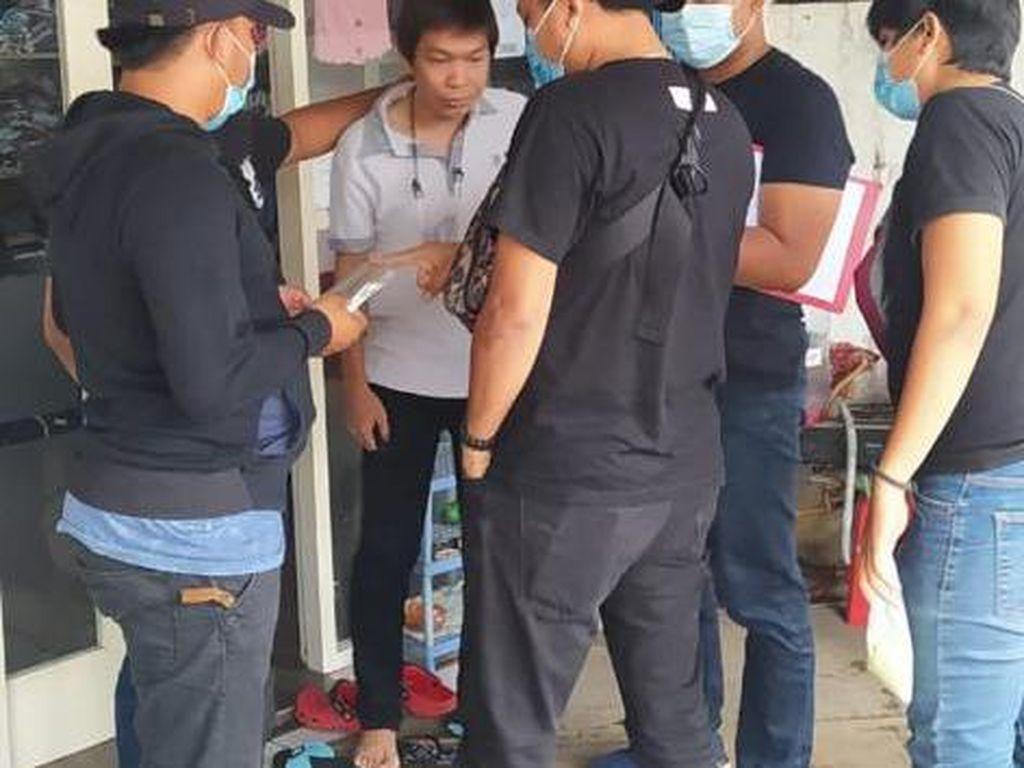 Polres Pelabuhan Tanjung Priok Tangkap Pemalsu Surat Hasil Swab COVID-19