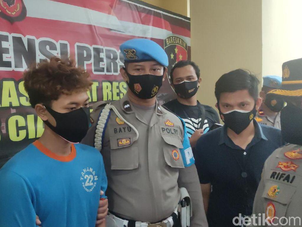 Ini Motif Pemuda Habisi Nyawa Pegawai Koperasi di Cianjur