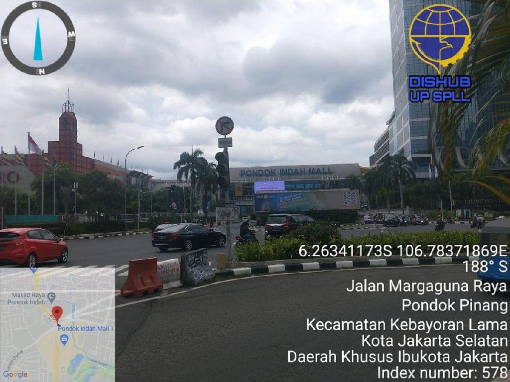Dishub DKI Reset Traffic Light Perempatan PIM yang Bahayakan Pengendara