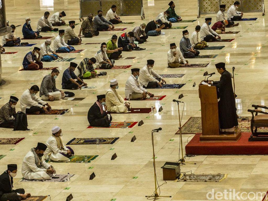Masjid Istiqlal Belum Pastikan Terbuka Untuk Umum Saat Ramadan