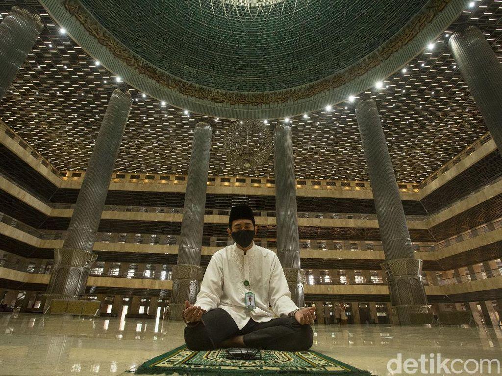 Kalau Anies Oke, Masjid Istiqlal Bisa Buka untuk Ramadan