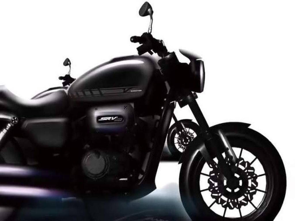 QJ Motor Kenalkan Harley-Davidson Versi Mungil 350cc