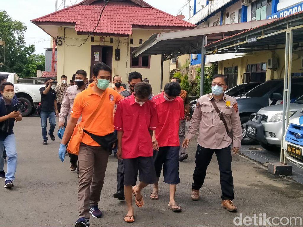 Rekon 2 TNI Dikeroyok Digelar Tertutup di Polda Bengkulu, Ini Alasannya