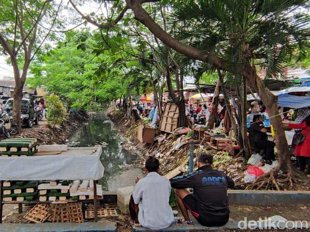 Ini Penyebab Masalah Sampah di Pasar Sipon Kota Tangerang