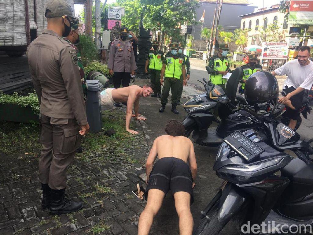 Aturan Denda-Deportasi Terbit, WNA di Bali Mulai Patuh Prokes COVID-19