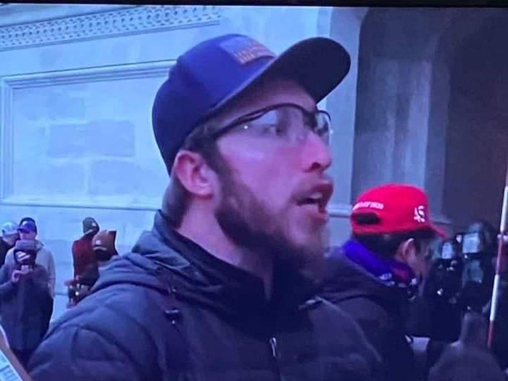 Ada Sergio Ramos di Kerusuhan Capitol AS