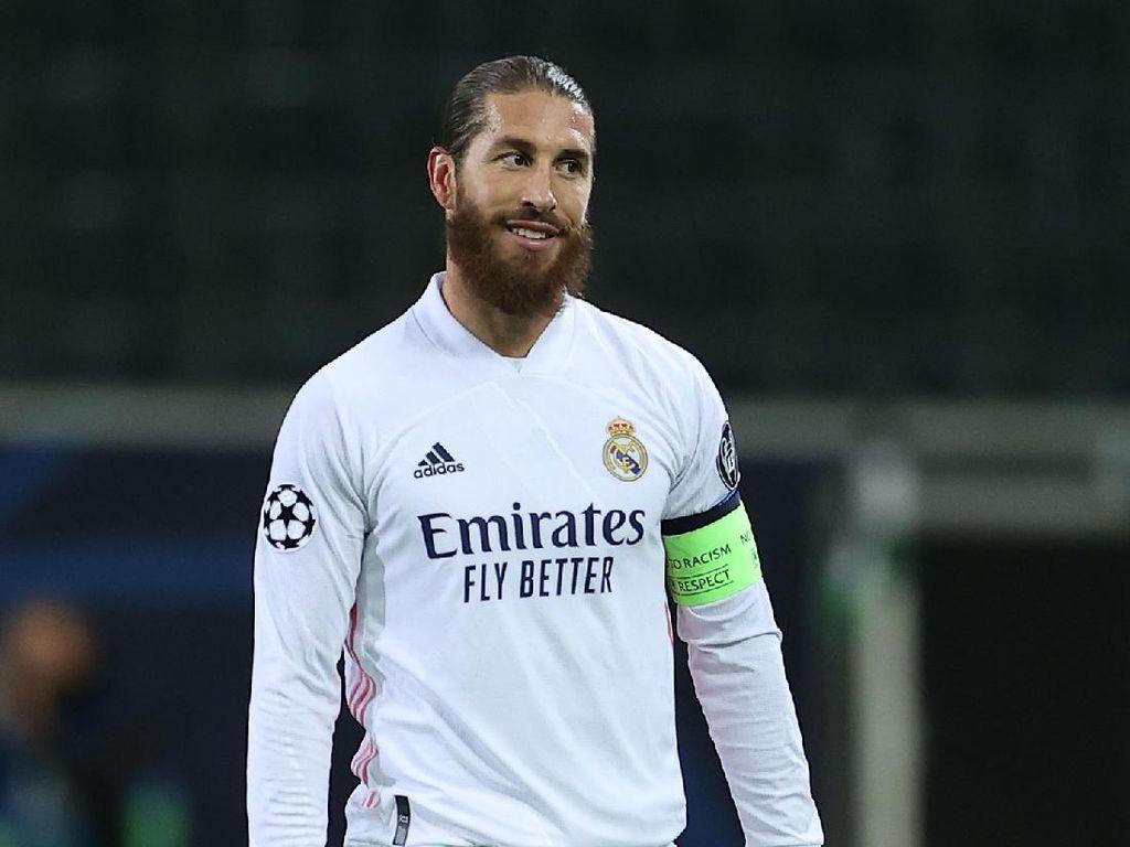 Kontrak Baru Ramos di Madrid Mandek, Ini Alasannya
