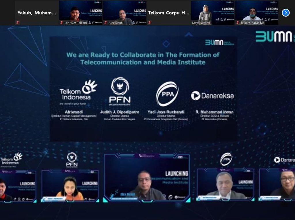 Senjata Telkom Genjot Tranformasi dan Ekosistem Bisnis BUMN