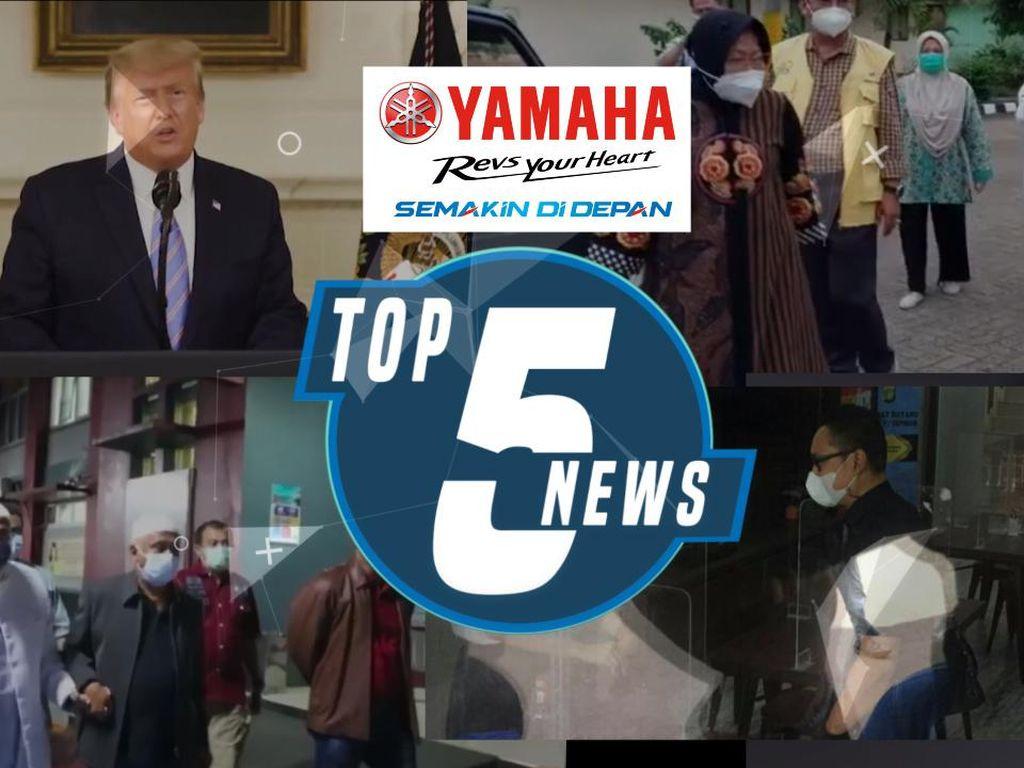 Top 5: Abu Bakar Baasyir Bebas, Trump Akui Kemenangan Biden