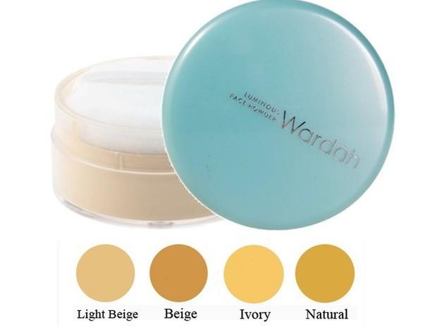 Wardah Everyday Luminous Face Powder untuk riasan lebih flawless/shoope.co.id