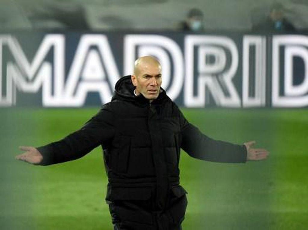 Didukung Latih Prancis jika Deschamps Pergi, Begini Jawaban Zidane