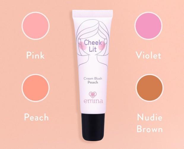 Salah satu cream blush dari brand lokal yang tidak perlu diragukan lagi kualitasnya.