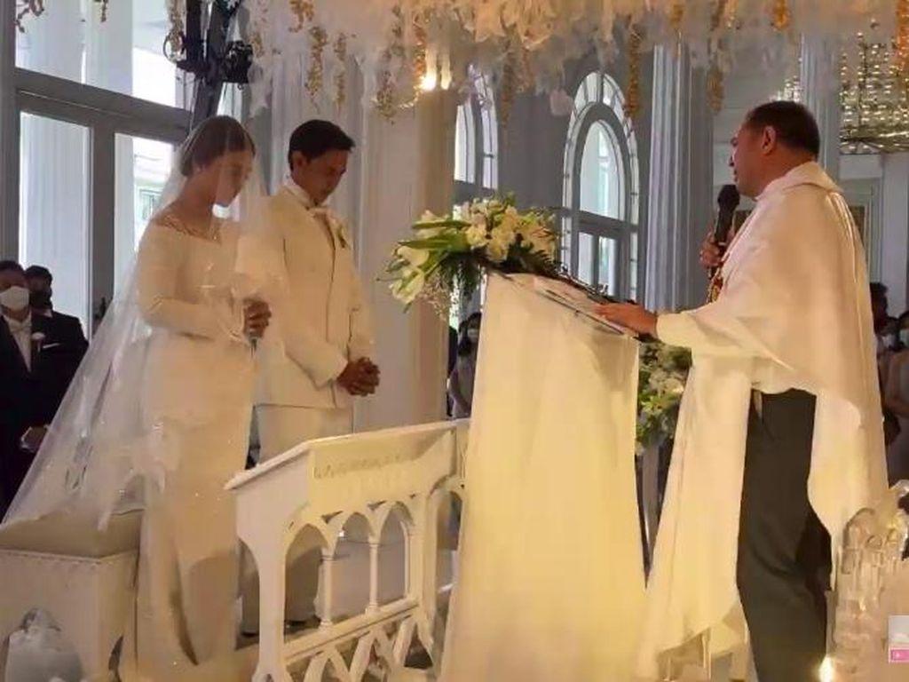 Selamat! Caesar Hito dan Felicya Angelista Resmi Nikah