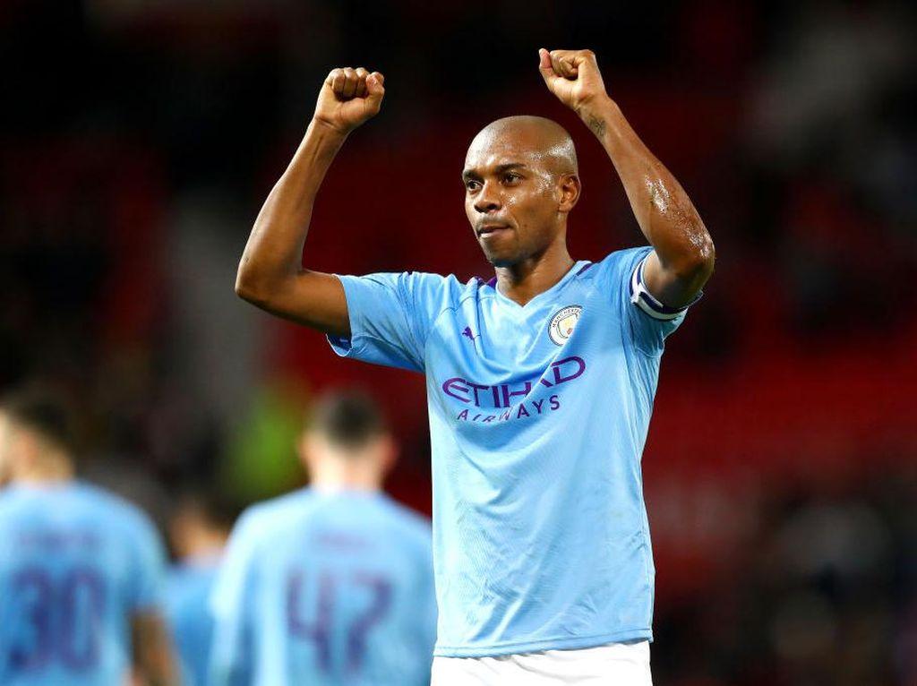 Hari-hari Terakhir Fernandinho di Manchester City