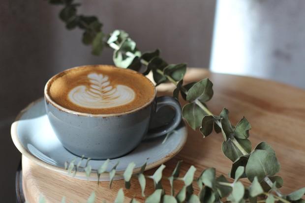 kafein dapat menyebabkan gugup dan dan gelisah, keduanya tidak baik jika kamu cemas.