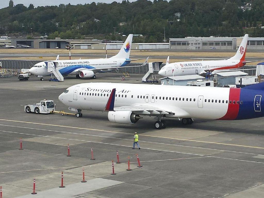Pesawat Sriwijaya Air Jatuh, Ini Riwayat Kecelakaan Boeing 737-500