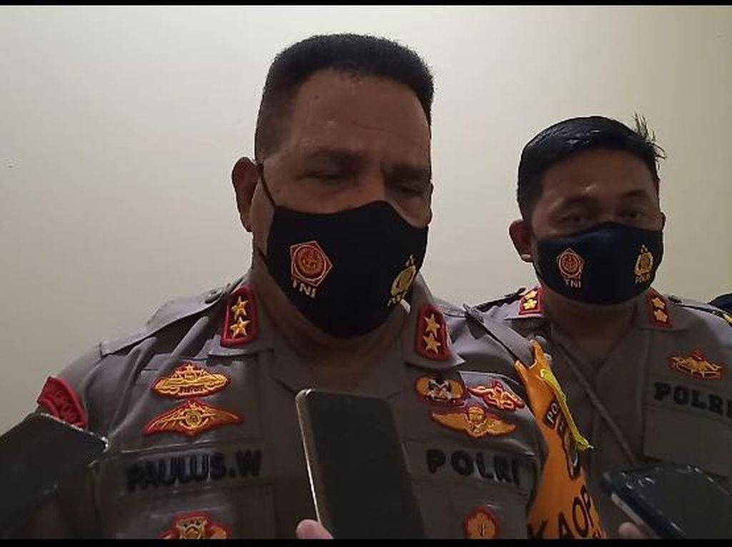 Kapolda Papua Kutuk Keras Pembakaran Pesawat MAF: Kami Akan Buru Pelaku