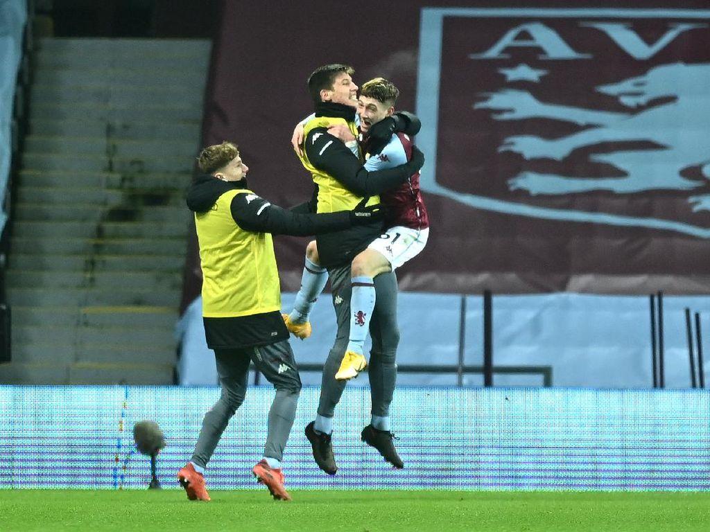 Ini Dia Pemain Junior Aston Villa yang Bobol Liverpool