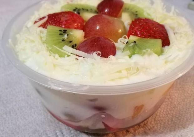 Cemilan Murah dan Enak Salad Buah/cookpad.com