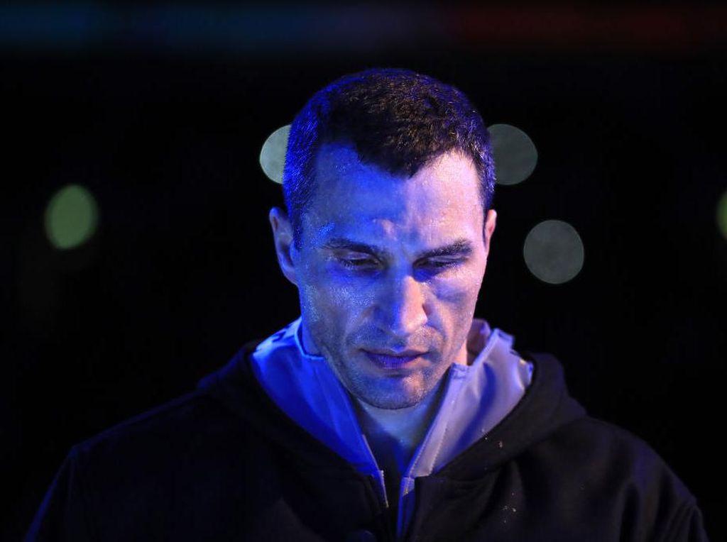 Wladimir Klitschko Kasih Kode Comeback?