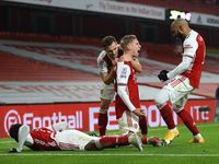 Arsenal Vs Newcastle: The Gunners Susah Payah Menang 2-0