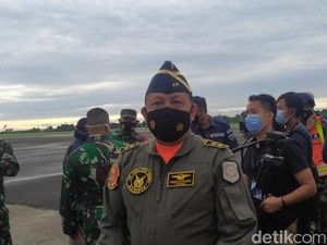 TNI AU Akan Koordinasi ke Basarnas Tiap Penemuan Terkait Sriwijaya Air