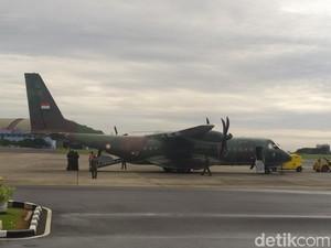 TNI AU Kerahkan 4 Pesawat dan 150 Personel Cari Pesawat Sriwijaya Air