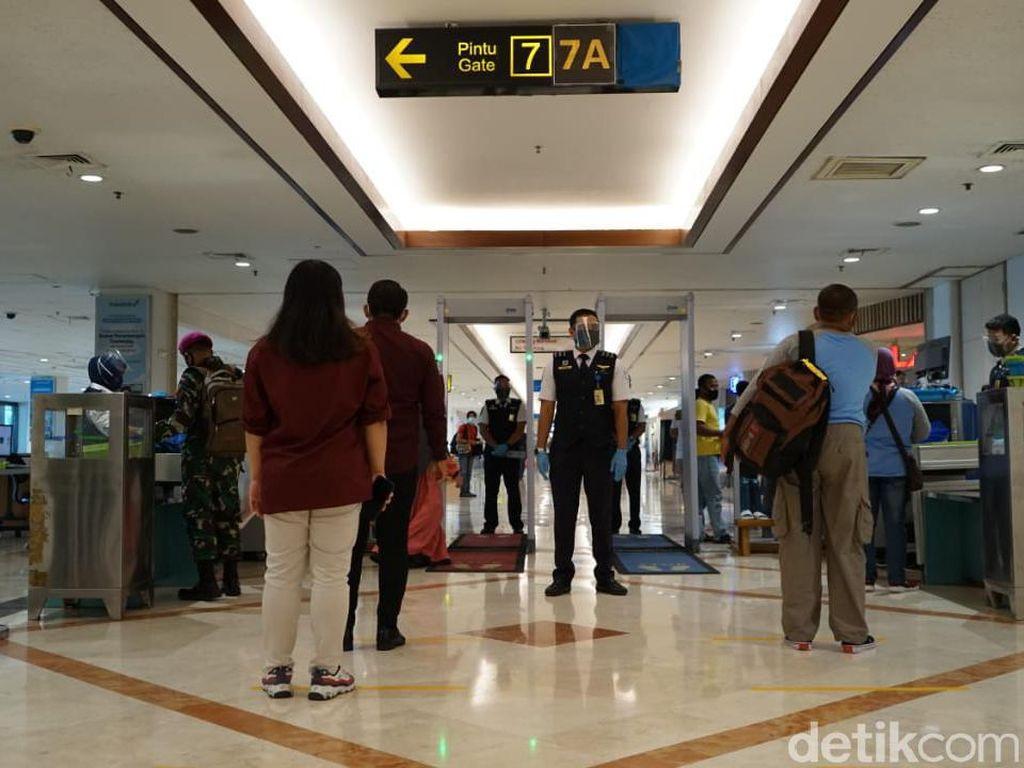 Bandara Juanda Layani 6,8 Juta Penumpang di 2020