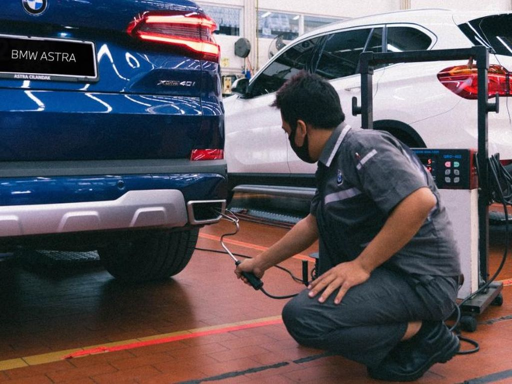 BMW Punya Layanan Uji Emisi, Ini Lokasi Bengkelnya