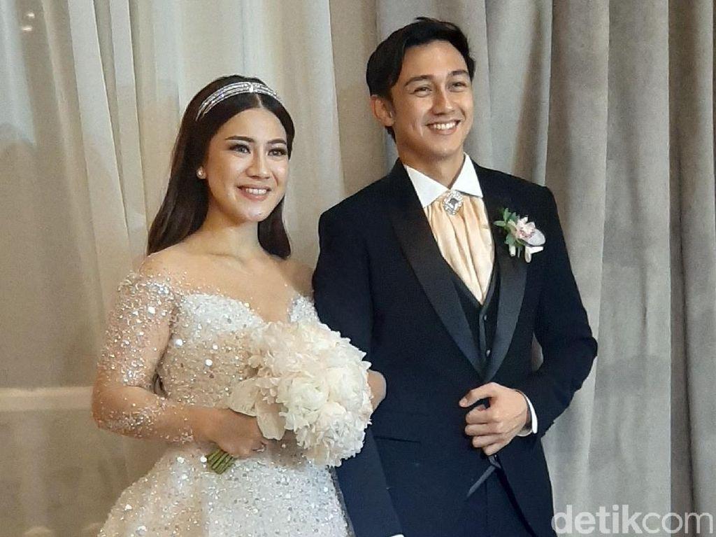 Happy Wedding Caesar Hito dan Felicya Angelista!