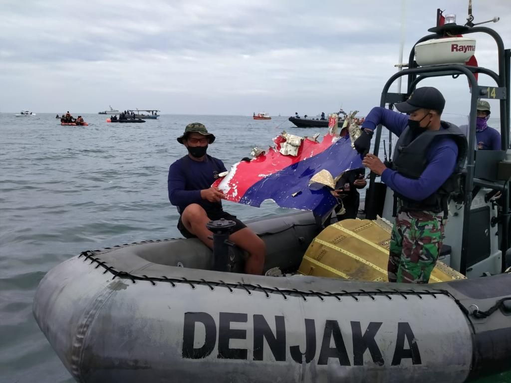 Profil Pasukan Elite TNI yang Temukan Puing-Bagian Tubuh Korban Sriwijaya Air