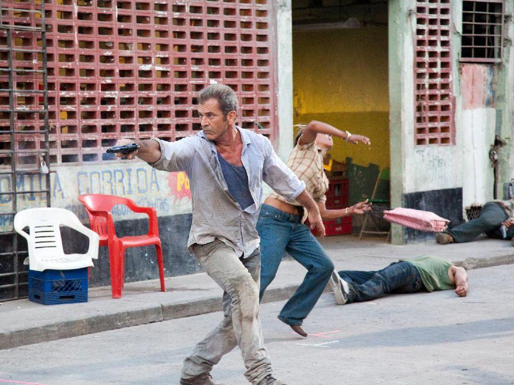 Sinopsis Get The Gringo, Aksi Mel Gibson di Penjara Meksiko