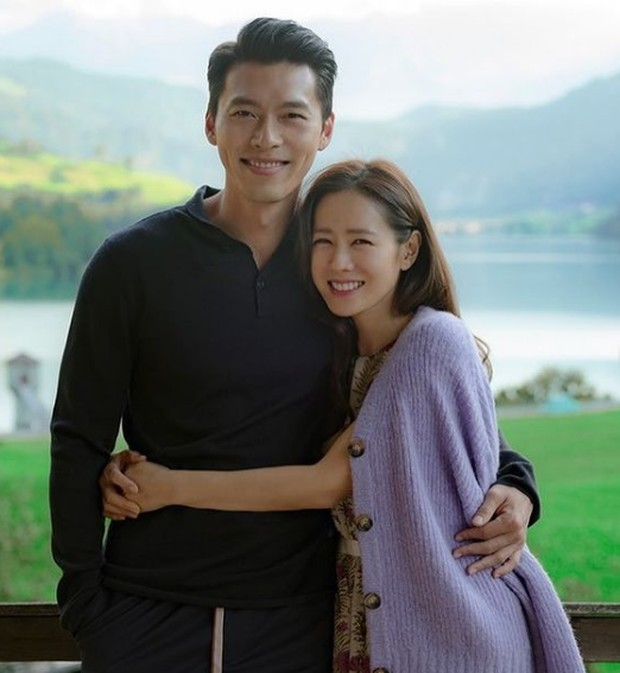 Hyun Bin dan Son Ye Jin/Foto: instagram.com/koreadispatch