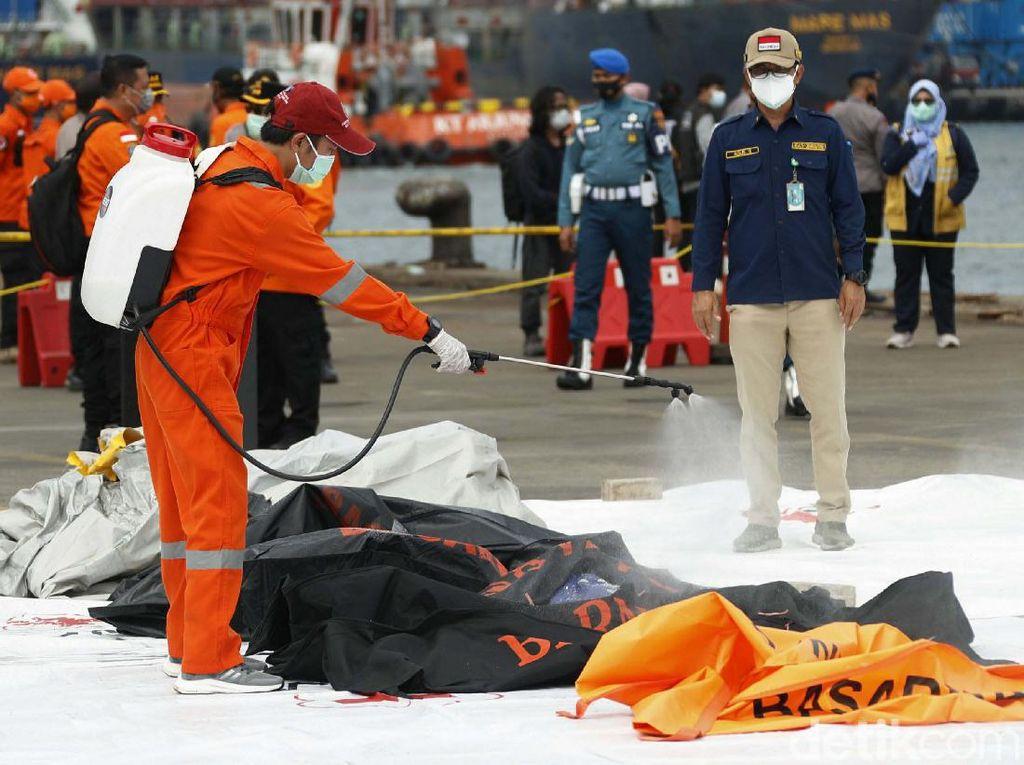 3 Imbauan Psikolog Terkait Tragedi Sriwijaya Air