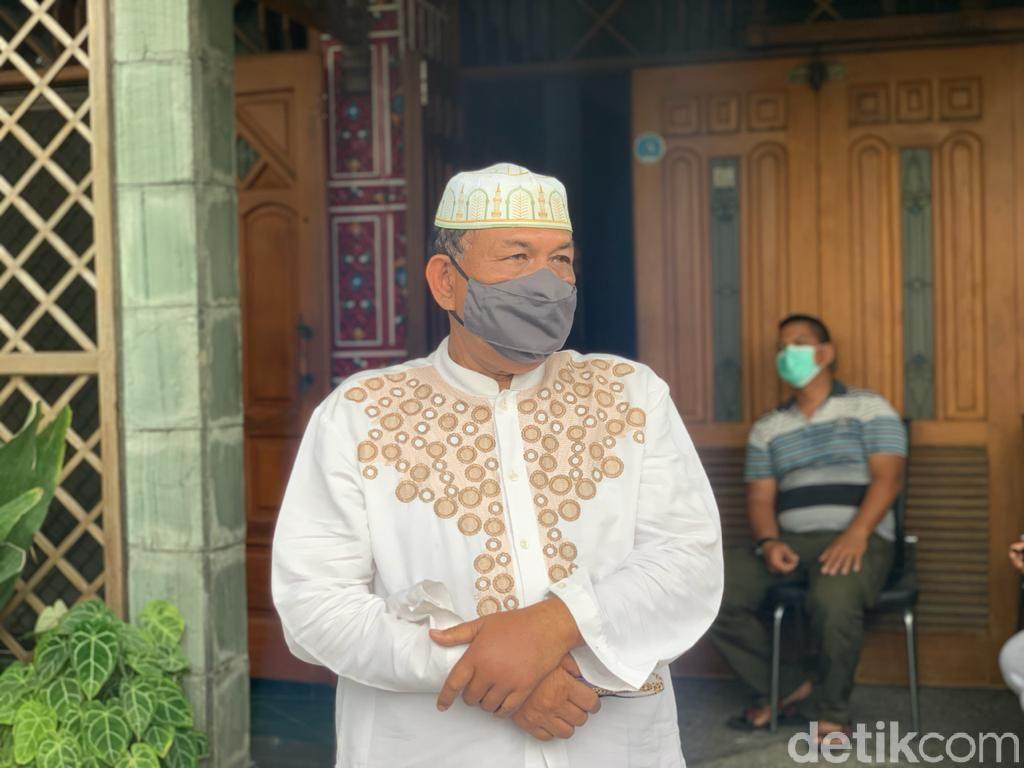 Ibu Kru Sriwijaya Air SJ182 Fadly Satrianto Jalani Tes DNA