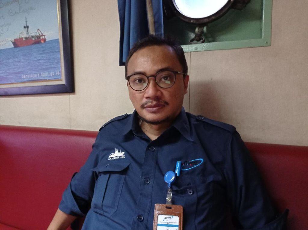 Robot Bawah Laut BPPT Temukan 34 Titik Pecahan Sriwijaya Air SJ182