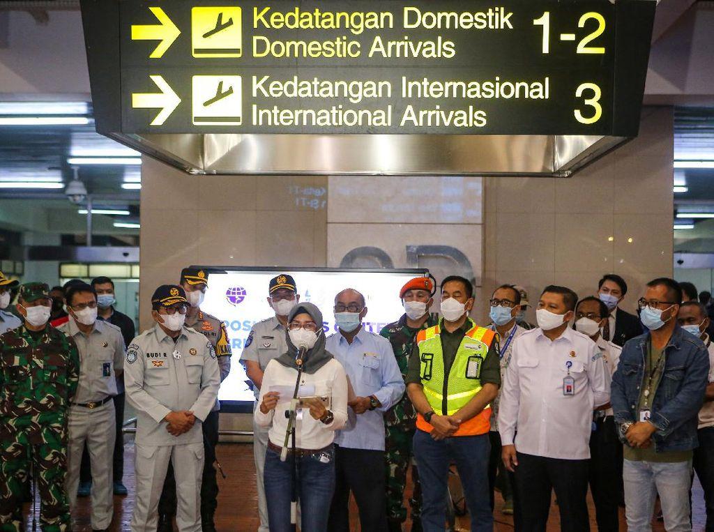 KNKT Cek Lokasi Titik Jatuh Pesawat Sriwijaya Air SJ182 Pagi Ini