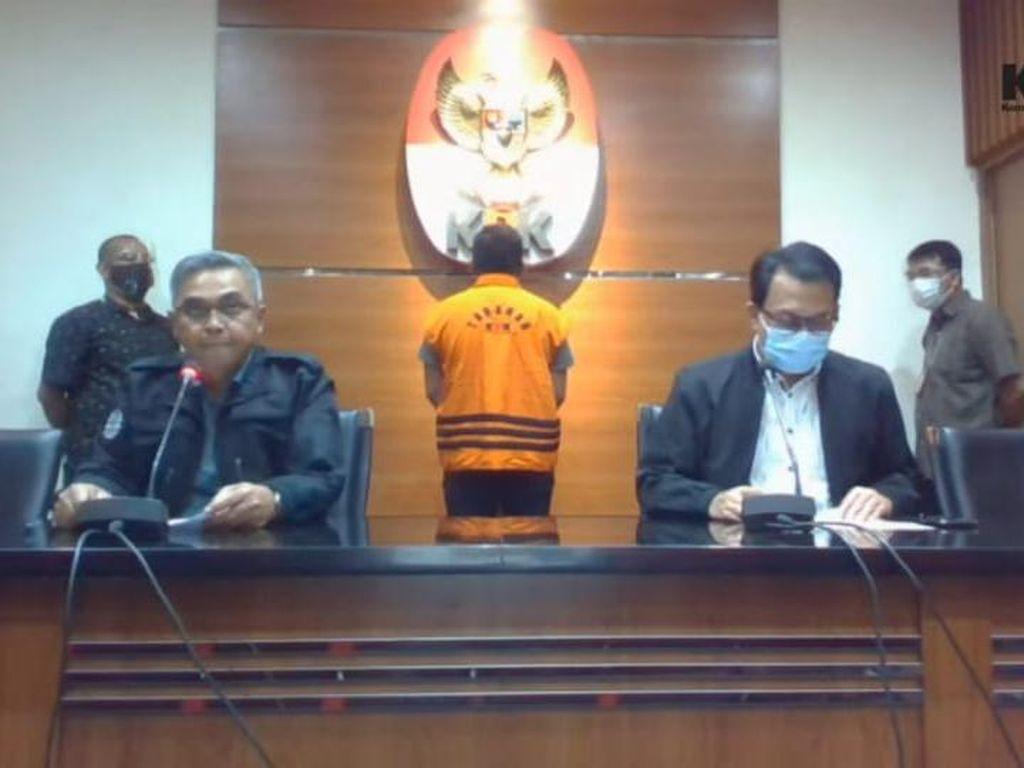 KPK Tahan Ferdy Yuman Tersangka yang Bantu Sembunyikan Nurhadi