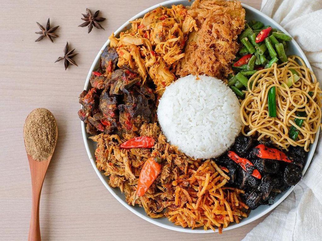 Nasi Bungkus Lagi Hits, Ada di Jakarta hingga Melbourne