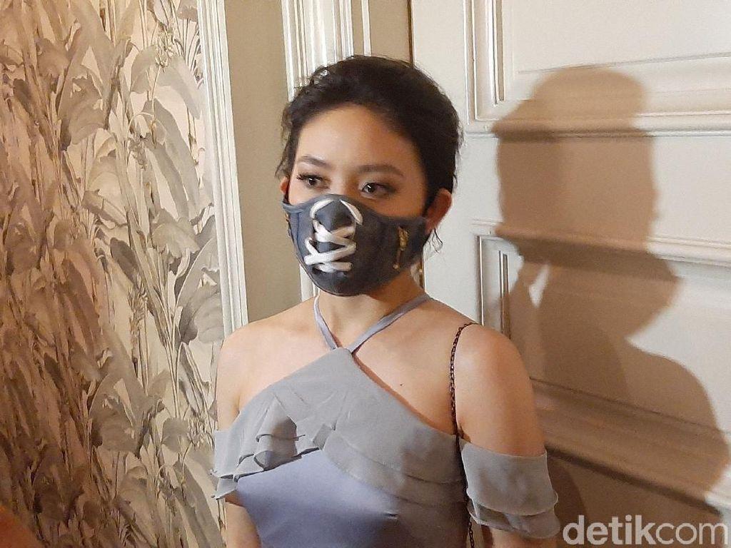 Natasha Wilona Jawab Kabar Makan Bareng Pria yang Diduga Stefan William