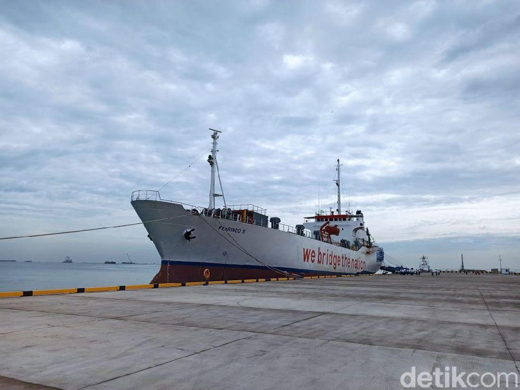 Melihat dari Dekat Pelabuhan Patimban yang Mulai Berdenyut