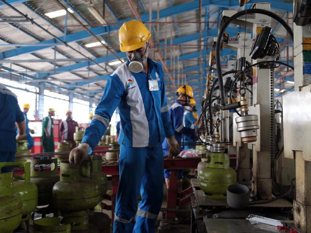 Operasi Pasar, Pertamina Pastikan Stok LPG 3 Kg di Tasikmalaya Aman