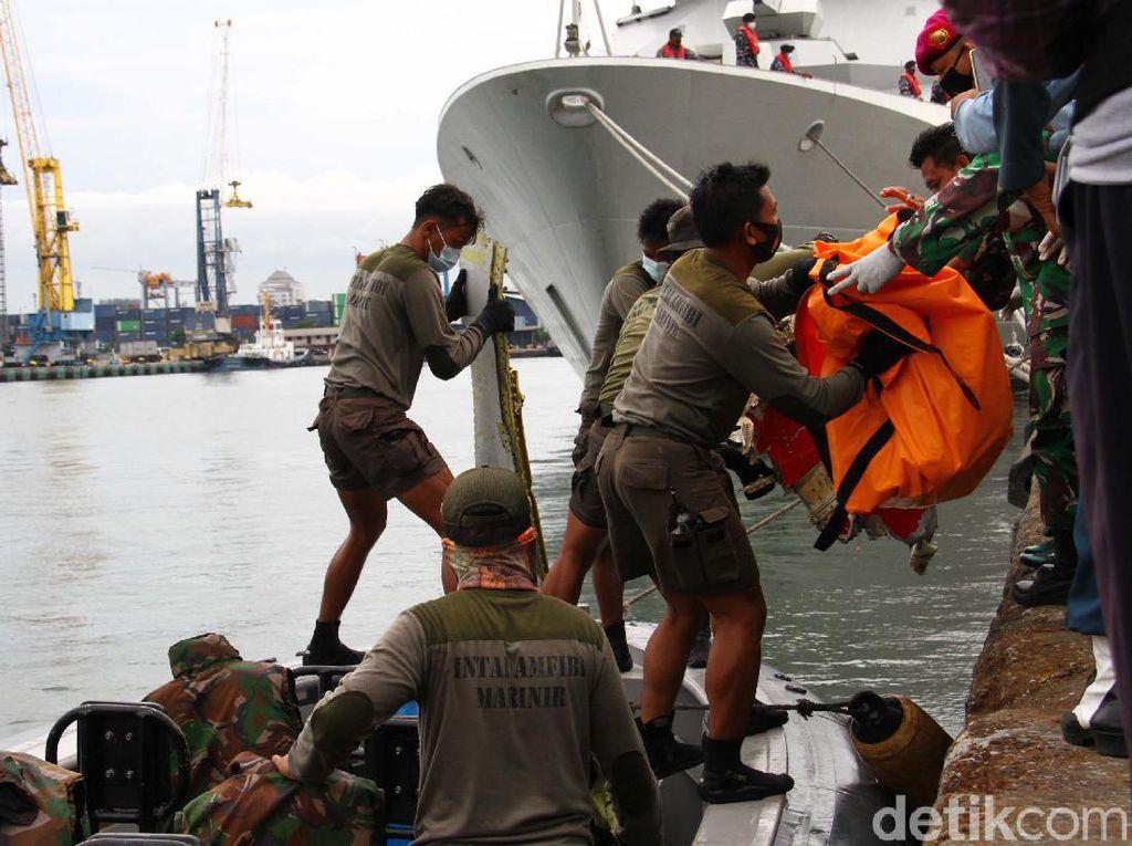 KNKT Ungkap Tawaran Bantuan dari Singapura-AS Terkait Sriwijaya Air