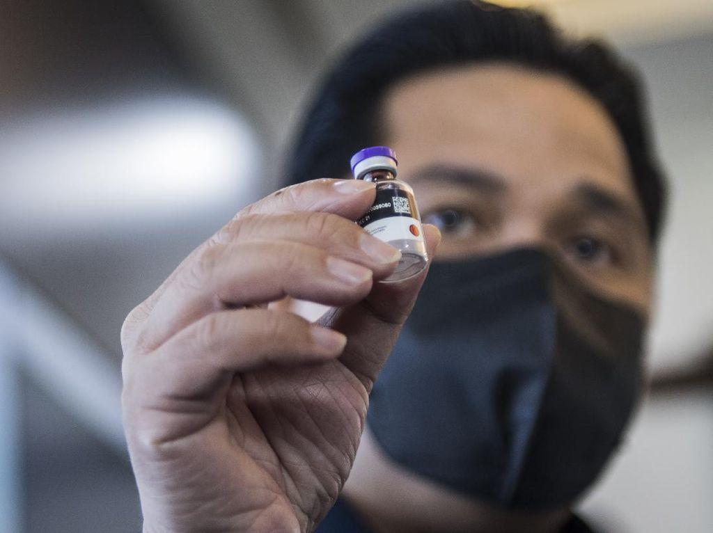 Polda Malut Sosialisasi Vaksin COVID Aman, Ungkap Hoax di Medsos